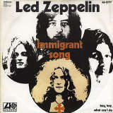 Pochette d'Immigrant Song de Led Zeppelin
