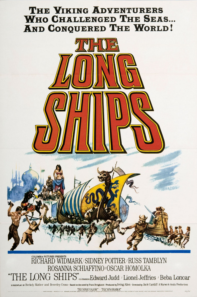 The Long Ships, affiche